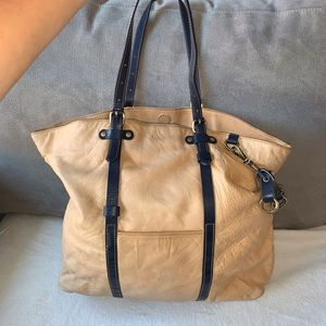Anthropologie Leather Purse